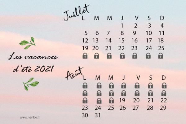 2021 juuli kalender puhkused